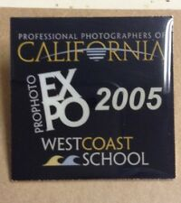 PPC Professional Photographers Of California 2005 Expo Prophoto Lapel/Hat Pin