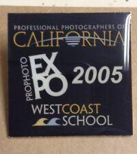 PPC Professional Photographers Of California 2005 Expo Prophoto Lapel/Hat Pin