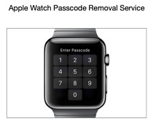 Apple Watch Passcode Removal Service & iCloud ON/OFF Status Check Mail Service