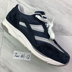 SAS Live To Walk Blue Wide Women's Walking Shoes ((size 7 WW)) M1-12