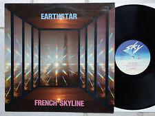 Earthstar-French Skyline LP SKY 031 produced by Klaus Schulze 1979 Abstract