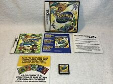 Pokemon Ranger - Nintendo DS - Authentic, Tested, Complete Game Case Manual