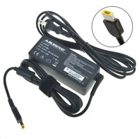 AC Adapter Charger for Lenovo ThinkPad 65w Pa-1650-72 Laptop Power Cord USB END