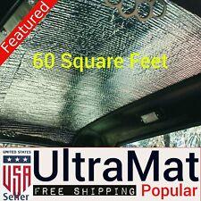 Early Ford 60 SqFt UltraMat Heat & Sound Barrier 60 12 x 12 Tiles xl