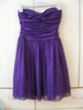 Dorothy Perkins taille 12 Robe de Cocktail (violet)