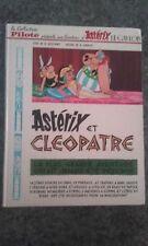 Edition originale eo Asterix et Cléopâtre - Collection pilote - 3e trim 1965