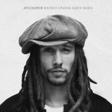 JP Cooper - Raised Under Grey Skies - CD - (2017) Brand NEW Sealed