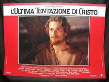 FOTOBUSTA CINEMA - L'ULTIMA TENTAZIONE DI CRISTO - W. DAFOE - 1988 -RELIGIOSO-07