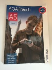 AQA AS French Student Book, Paperback, Students Book, OUP Oxford - 9780748798070