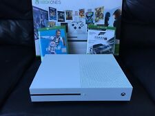 Microsoft Xbox One S White 1TB HDD Forze 7 MINT Condition HDMI