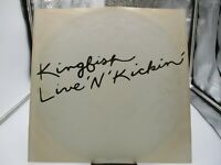 Kingfish ‎– Live 'N' Kickin' LP JTLA-732-G / 1977 Rock Blues Rock VG+ cover VG