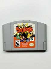 New Listingpokemon Snap Nintendo 64 N64 Cleaned Amp Tested Authentic