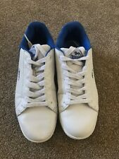 Lonsdale Boys White Cricket Shoes Size 6 💫immaculate💫