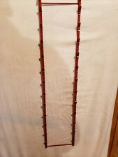New Double Strips 26 Clip Potato chip, Candy & Snack Hanging Display Racks red