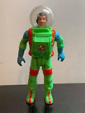Vintage, The Real Ghostbusters, Winston Zeddmore Super Fright Features, Kenner
