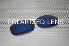 LINEGEAR Custom s for Oakley X-Squared - Navy Blue- Polarized [XS-NB-POLA]
