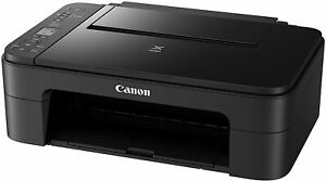 Canon Pixma TS3350 Inkjet All-In-One Printer - Black