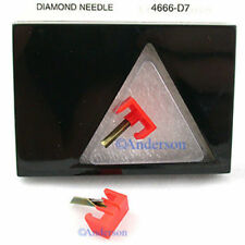 RECORD PHONOGRAPH NEEDLE STYLUS FOR EXCELL ES25D ES70S ES70F S70FR 4666-D7