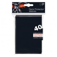 ULTRA PRO OVERSIZED SLEEVES TRADING CARD DECK PROTECTORS FITS MTG, 40 PER PACK