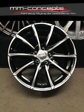 17 ZOLL DBV Tropez Felgen 7,5x17 ET35 5x100 A1 S3 TT VW Passat Cross Polo Golf 4