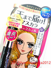New!!! Japan Kiss Me ISEHAN Heroine Make Long & Curl Mascara Black Water Proof