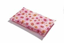 25 6x9 Pale Pink Roses Designer Mailers Poly Shipping Envelopes Boutique Bags