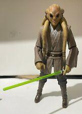 """Star Wars Black Series 6"""" Inch jedi kit fisto Loose Figure"""