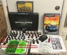 3 Lot Box Warhammer 40K Dark Vengeance , Space Marine Rhino , Ork Boyz NEW