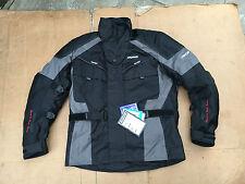 "RK SPORTS Mens Textile Motorbike / Motorcycle Jacket Size UK 44"" Chest (B4)"