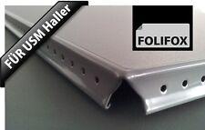 Schutzfolie / Kratzschutz für USM Tablare, transparent, selbstklebend & ablösbar
