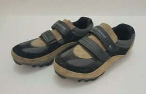 Specialized Sport Men's Size 11.5 Mountain Bike Shoes + Shimano Clips