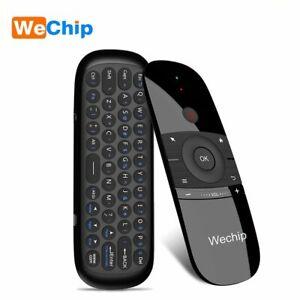 Wechip W1 2.4G Air Maus Drahtlose Tastatur Fernbedienung IR-Fernbedienung Y9S1