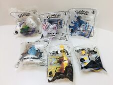 Pokemon McDonalds Happy Meal TOY & CARDS Lot - Sealed & NEW!