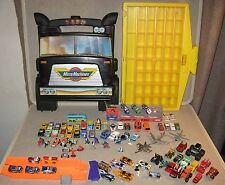 HUGE Mixed Lot~ Micro Machines/Planet Micro/Racing Champs & More~Cases Vehicles