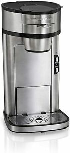 Hamilton Beach The Scoop Single-Serve Coffee Maker 49981A