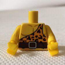 LEGO Minifigura Tronco-Leopard Canotta/Cintura-Uomo Forte