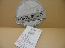 Portobello White ale Pump Clip face pub Collectible w/ Taste Note 30