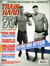 TRAIN HARD FIGHT EASY Canadian Issue 11 BRIAN STANN Jay Hieron @NEW@