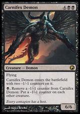 MTG CARNIFEX DEMON - DEMONE CARNEFICE - SOM - MAGIC