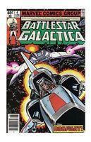 Battlestar Galactica #4 (Jun 1979, Marvel)