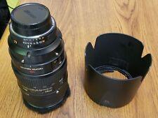 Nikon AF VR Nikkor 80-400mm 1:4.5-5.6 ED Zoom Lens EX CONDITION