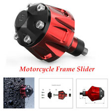 1×Electric Motorcycle Aluminum Frame Slider Anti Crash Engine Protector Falling
