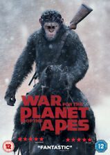 War for The Planet of The Apes DVD 2017 Watched Once 1st Class