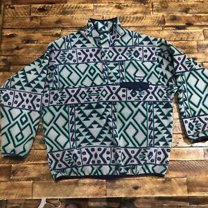 Patagonia Synchilla Pullover Aztec L