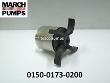 March 0150-0173-0200 Polysulfone Impeller for AC-5B-MD  AC-5SSB-MD