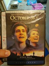 October Sky [New DVD] Special Ed, Subtitled, Widescreen Dolby Digital