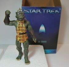 1997 Star Trek Gorn The Experience Las Vegas Hilton Exclusive Ornament Box