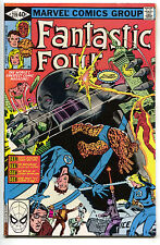 Fantastic Four 219 1st Series Marvel 1980 NM- Namor Bill Sienkiewicz