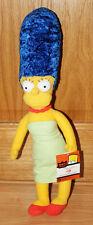 Raro Juguete Muñeca Marge Simpson Los Simpson suffed Coleccionable Con Etiquetas