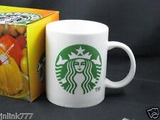 NEW Starbucks  Ceramic Coffee Mug in Colorful Box